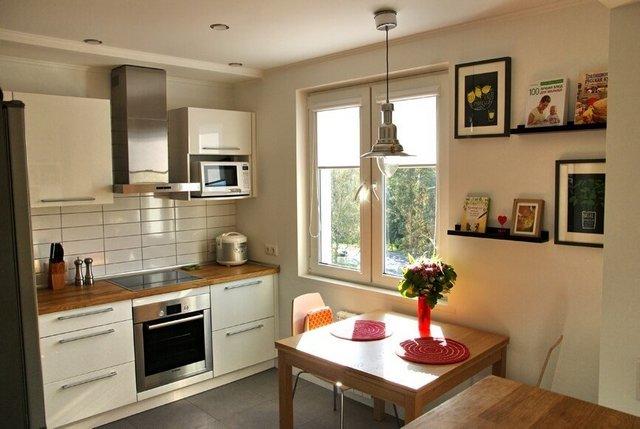 красивые кухни в современном стиле
