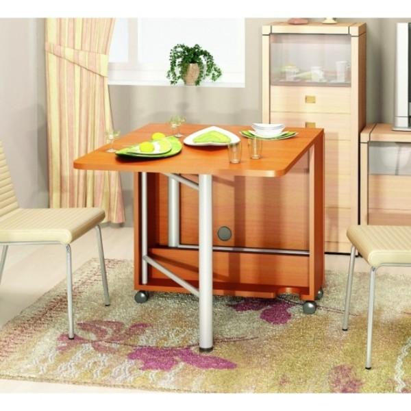 раскладной стол книжка деревянный