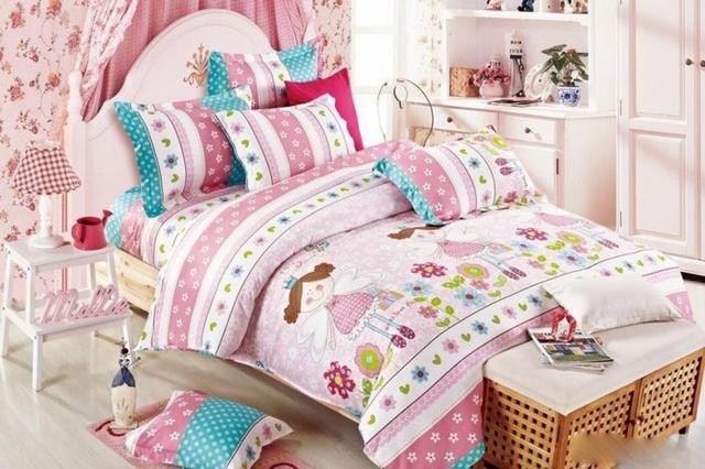 самое лучшее постельное белье детское