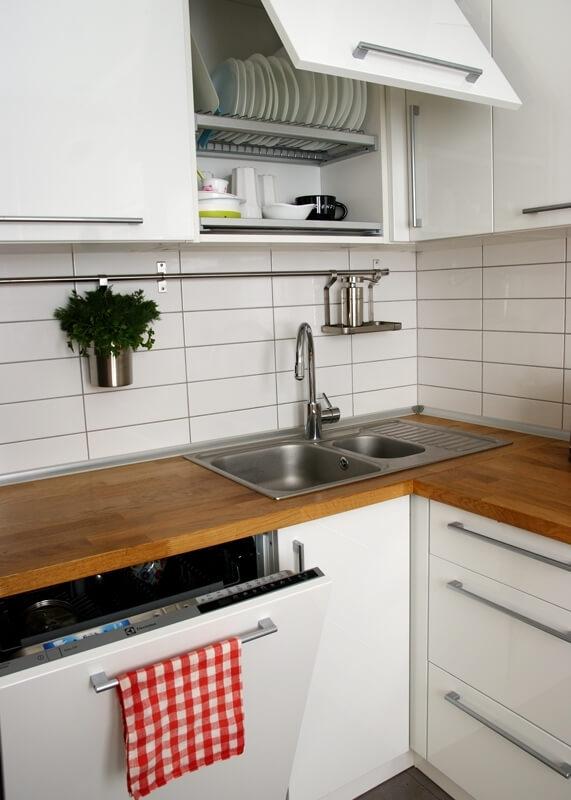 современные модные кухни