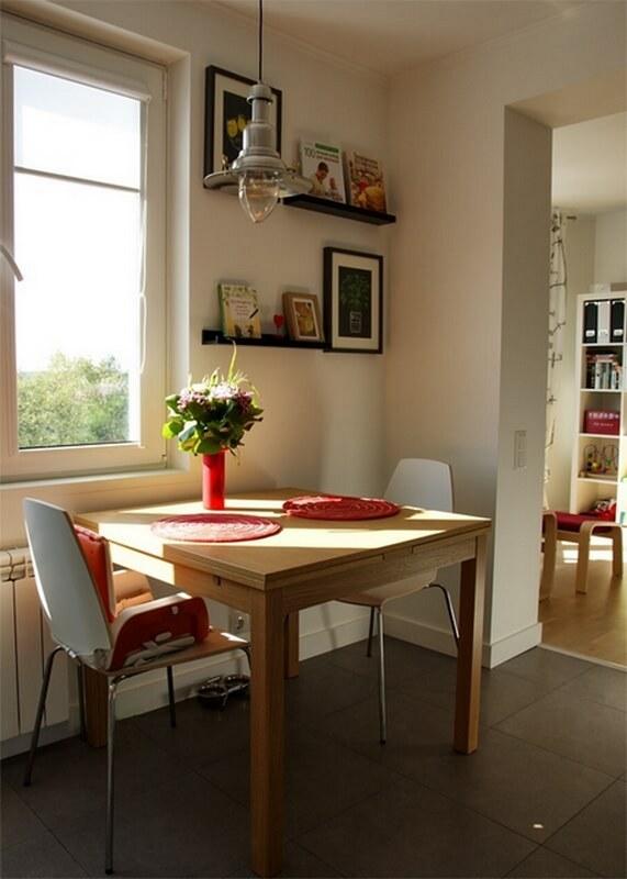 современный дизайн кухни совмещённой с гостиной
