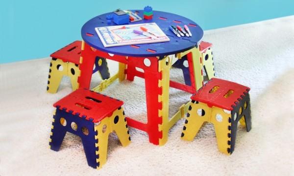 стол детский раскладной