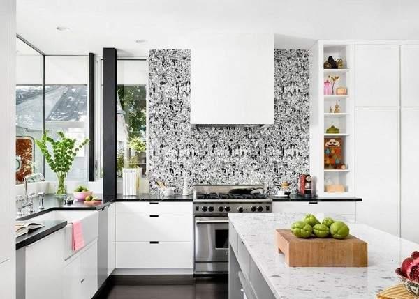 моющиеся обои для кухни, фото 15