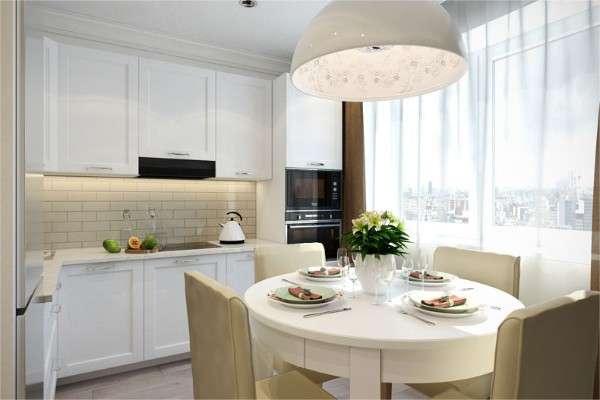 дизайн кухни современные идеи маленькой кухни, фото 12