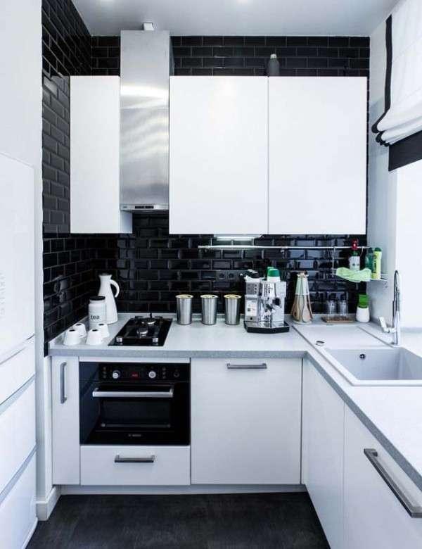 оформление кухни в современном стиле фото, фото 25