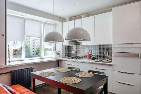 красивые современные кухни фото, фото 14