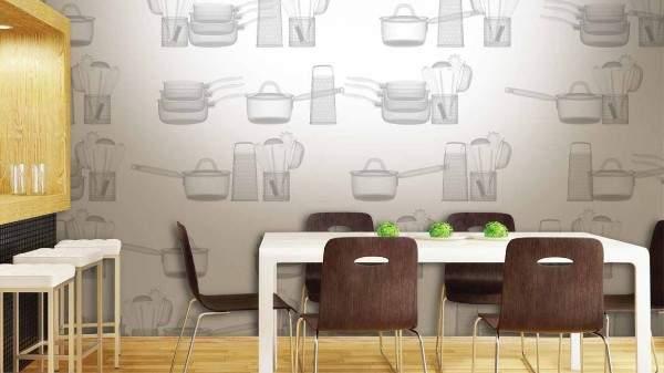обои для кухни моющиеся каталог леруа, фото 27