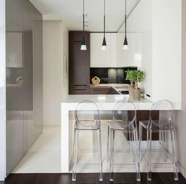 современные небольшие кухни фото, фото 26