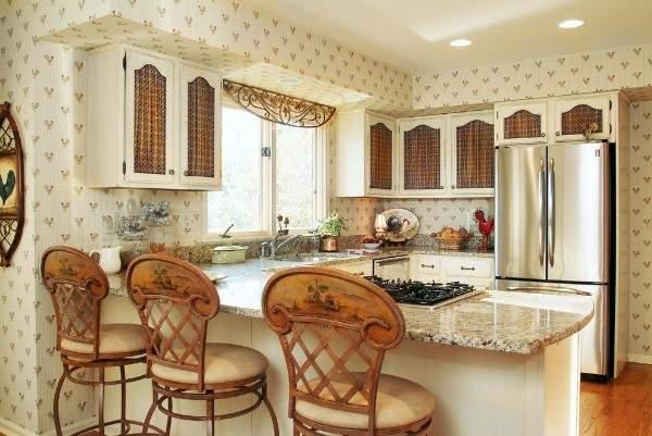 обои для кухни моющиеся каталог фото, фото 31