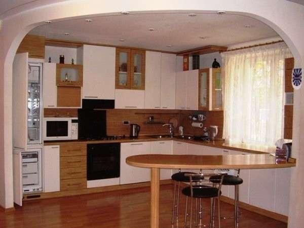 маленькие кухни современном стиле, фото 22