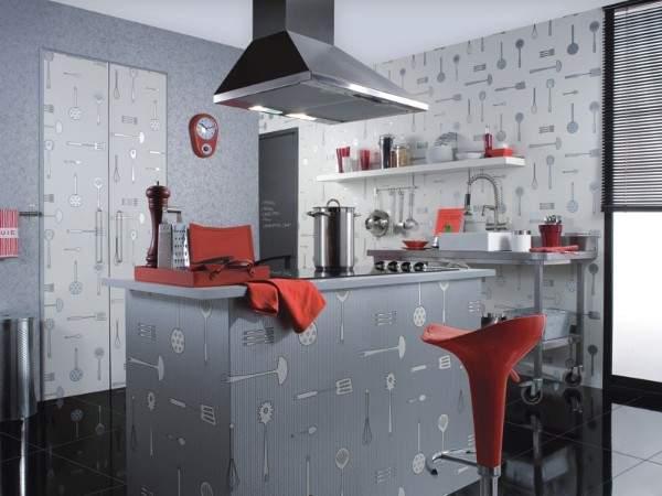 каталог моющихся обоев для кухни, фото 46
