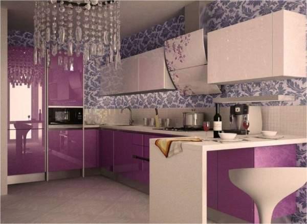 обои для кухни виниловые моющиеся, фото 49