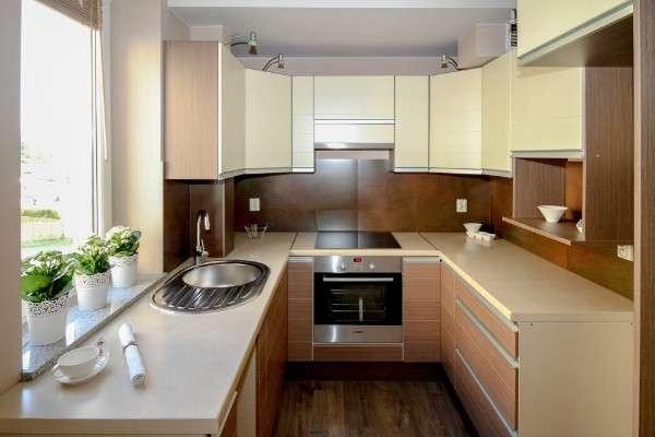 современная кухня 8 кв м дизайн фото, фото 60