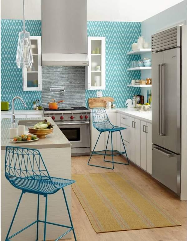 обои моющиеся для кухни леруа, фото 5
