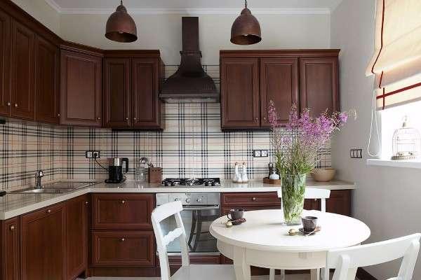современная классическая кухня фото, фото 46