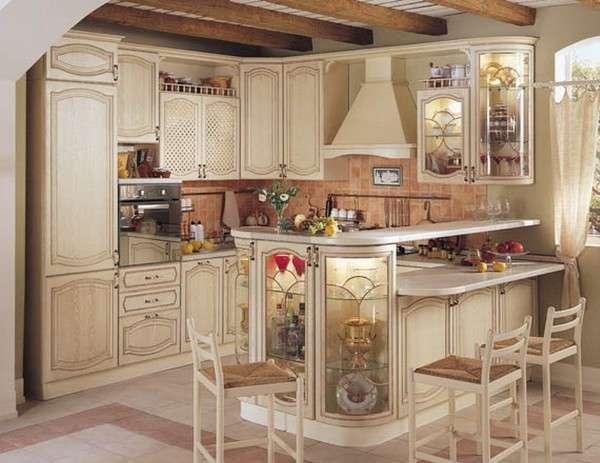 кухня в современном классическом стиле, фото 43