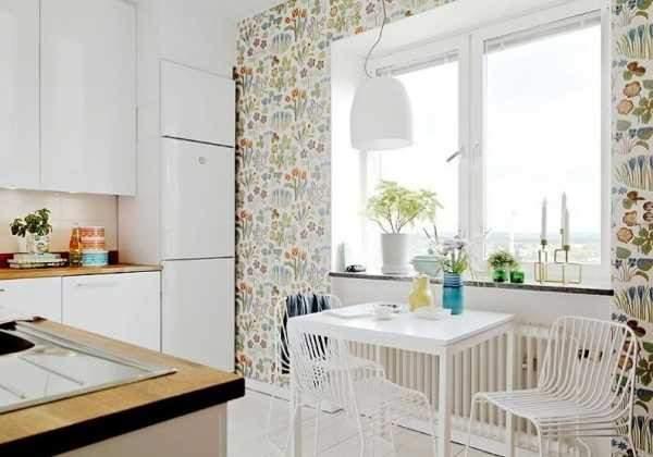 обои моющиеся для кухни леруа, фото 61