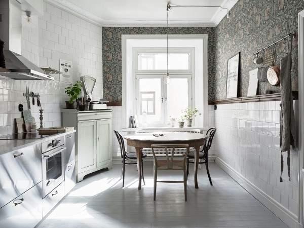 обои для кухни моющиеся каталог фото цена, фото 67
