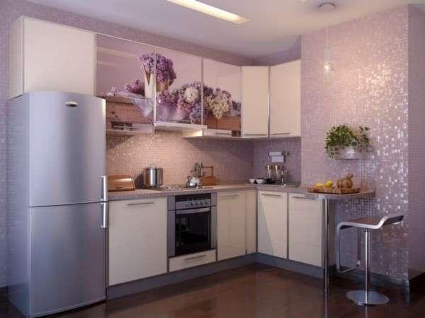 кухни в современном стиле фото в квартире, фото 49