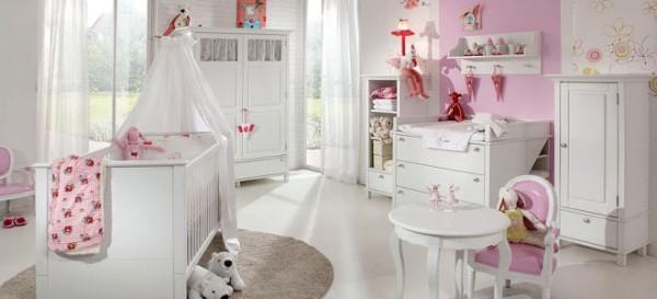 Интерьер для детской комнаты новорожденного, фото 44
