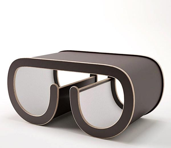 Креативный стол из фанеры, фото 4