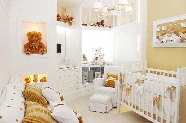 Интерьер для детской комнаты новорожденного, фото 45