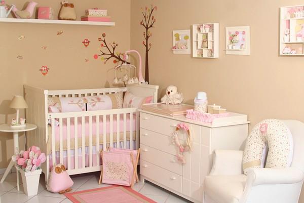 Интерьер для детской комнаты новорожденного, фото 46