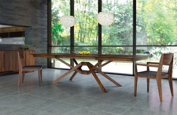 Обеденный стол из фанеры, фото 21