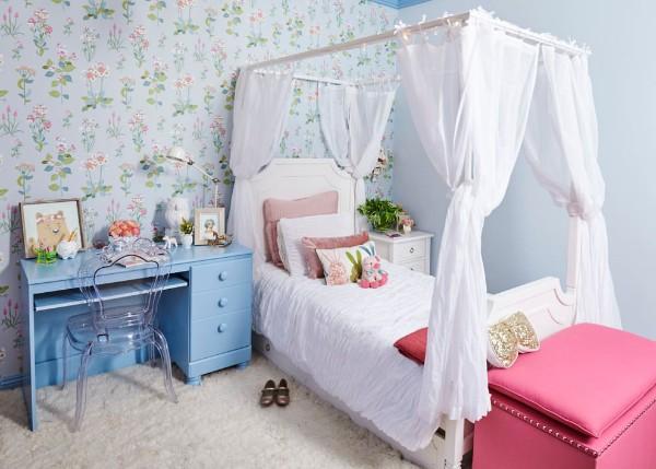 детские спальни для девочки интерьер