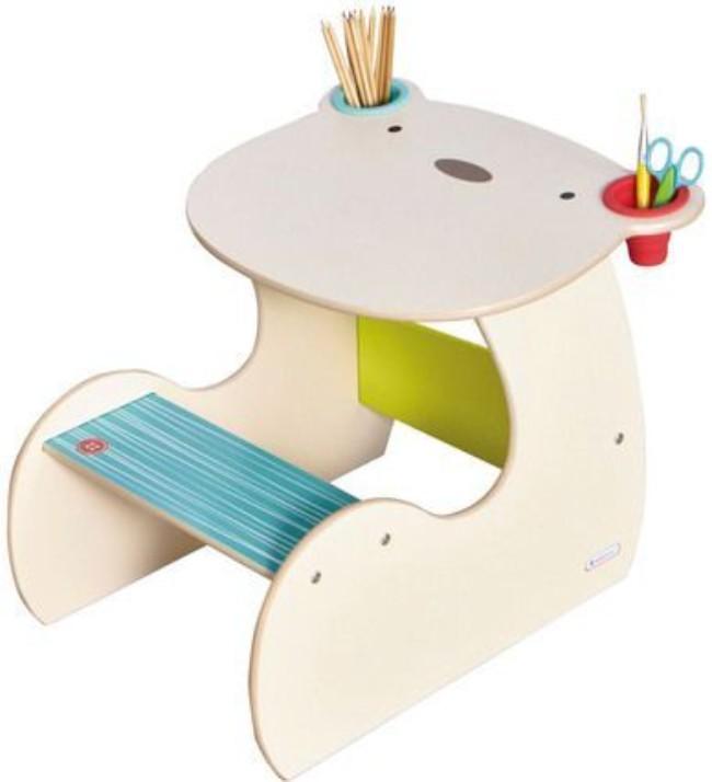 Детский стол из фанеры своими руками, фото 15