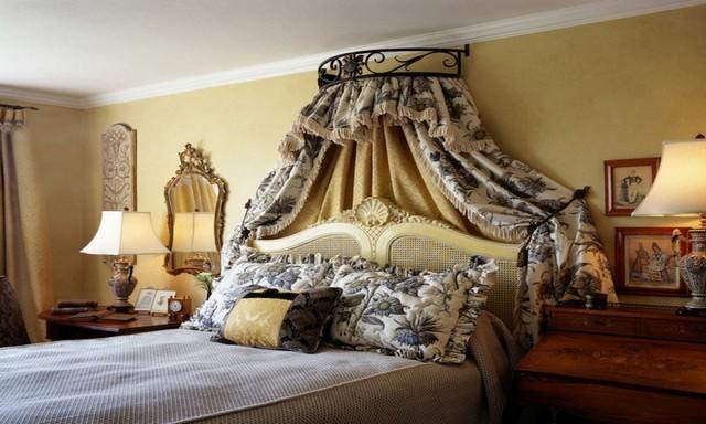 фото спальни во французском стиле