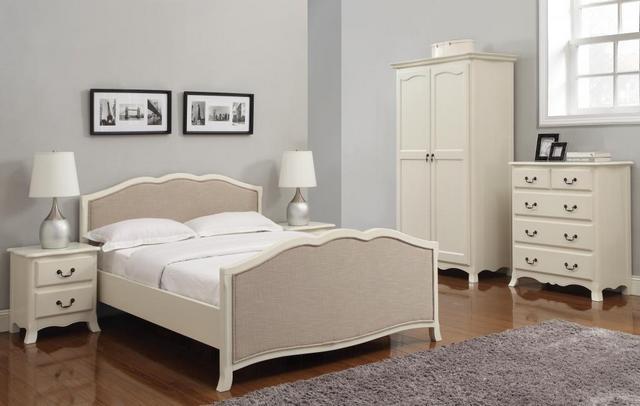 французский стиль спальни фото