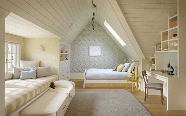Интерьер детской комнаты в стиле прованс, фото 27