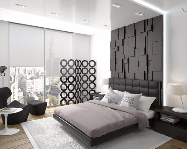 идеи интерьера для спальни