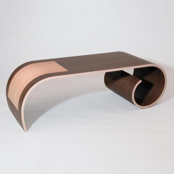 Креативный стол из фанеры, фото 6