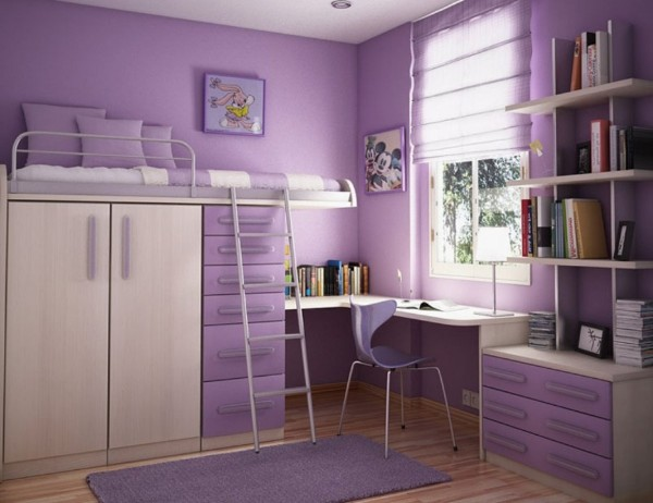Современный интерьер детской комнаты, фото 6