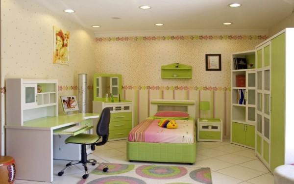 Интерьер детской комнаты в хрущевке, фото 42