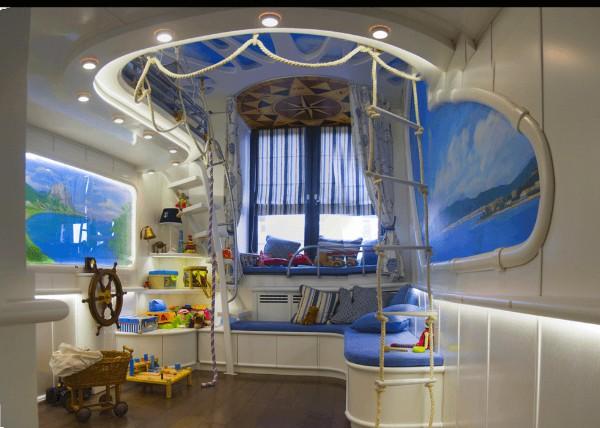 Стили интерьера детской комнаты, фото 18