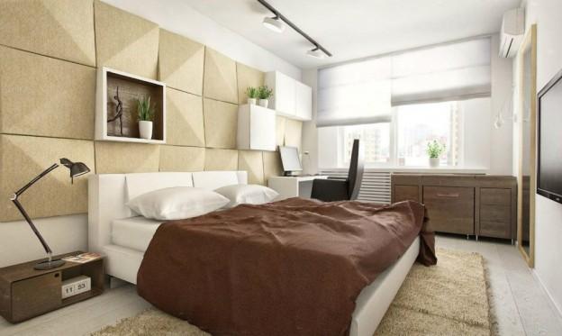 интерьеры спальни в разных стилях