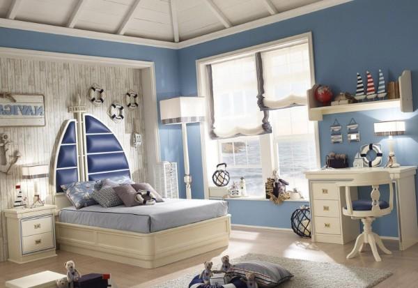 Стили интерьера детской комнаты, фото 19