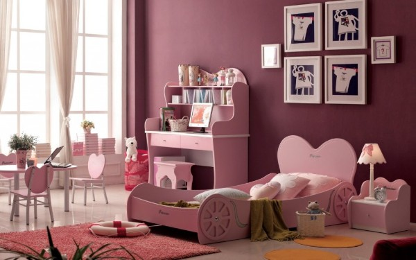 Cкандинавский стиль в интерьере детской комнаты, фото 35