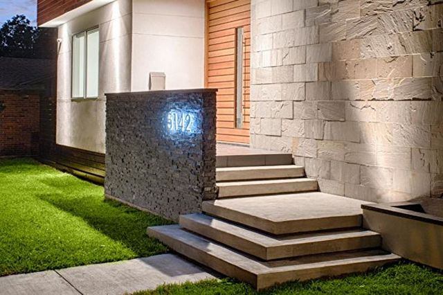 крыльцо дома бетонное фото