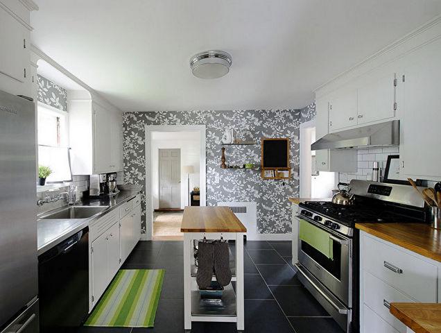 кухня подо обои фото