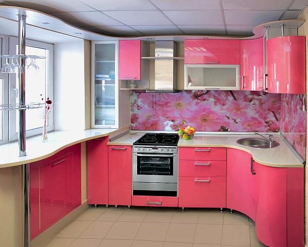 кухонная мебель для хрущёвке