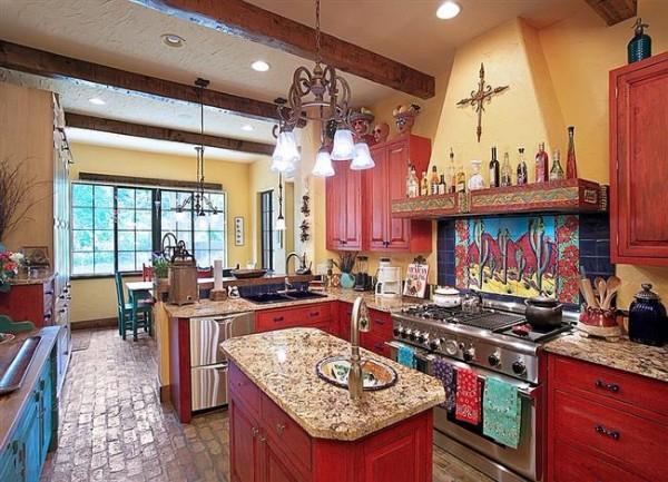 кухонная мебель для студии квартиры