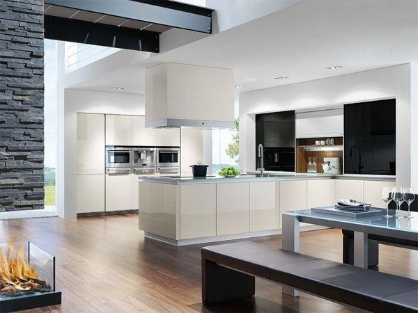 кухонная мебель со встроенной техникой