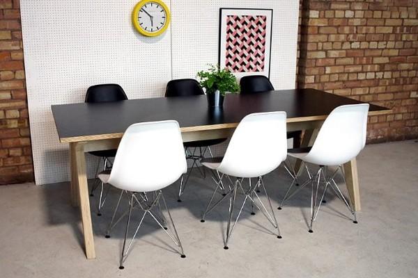 Обеденный стол из фанеры, фото 20