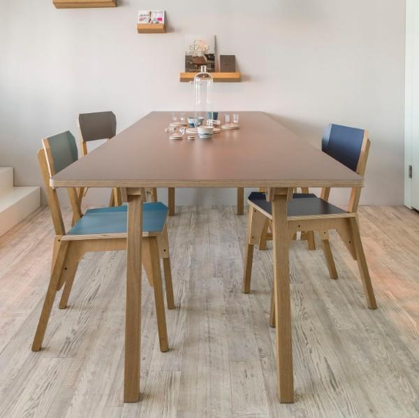 Креативный стол из фанеры, фото 18