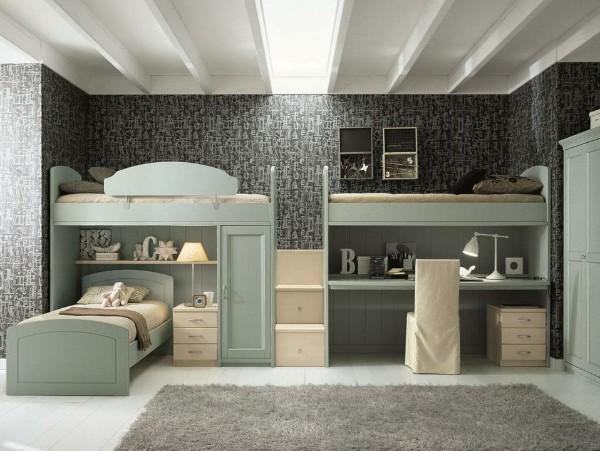 Cкандинавский стиль в интерьере детской комнаты, фото 33