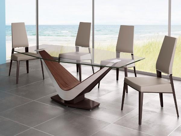 Дизайнерский стол из фанеры, фото 61